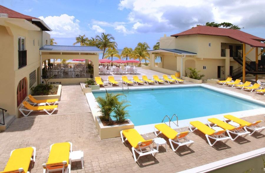 Rooms on the Beach, Negril Jamaika6