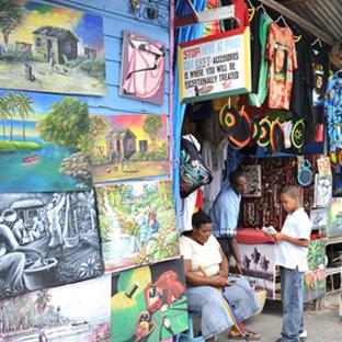 Urlaub auf Jamaika Kingston