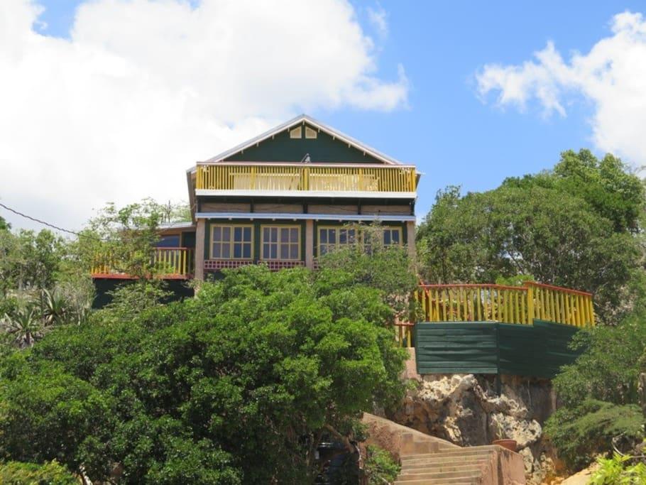 Villa Mutabaruka Treasure Beach Jamaika