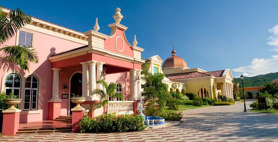 Sandals Whitehouse European Village Jamaika