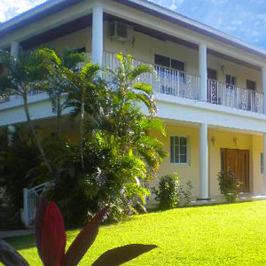 Christar Villas Hotel Kingston Jamaica