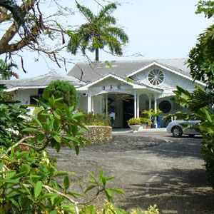 Port Antonio Jamaika Fern-Hill-Club-Hotel