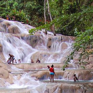 Ocho Rios, Jamaika, Dunns River Falls