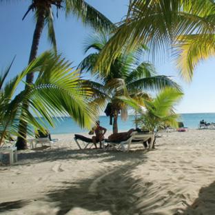 Negril, Jamaika, Negril Beach
