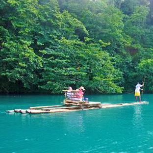 Port Antonio, Jamaika, www-jamaikatour.de Rio Grande Rafting