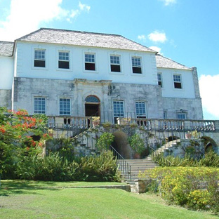 Montego Bay Jamaika, Rose Hall Great House