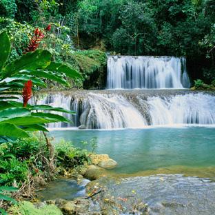 Montego Bay, Jamaika, YS Falls