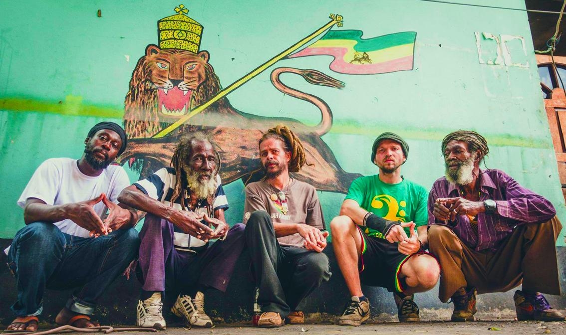Reggae Jamaika