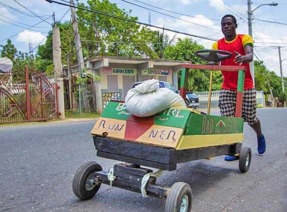 Jamaika Pushcar