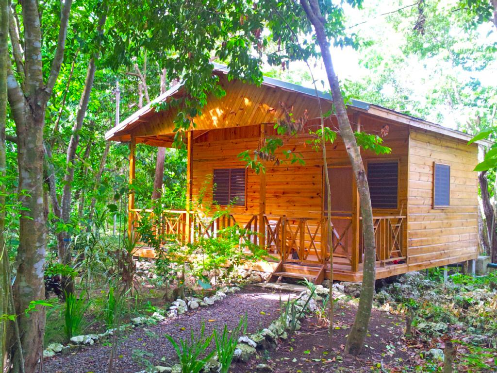 Jamaika Ferienhaus Papa Curvin 1