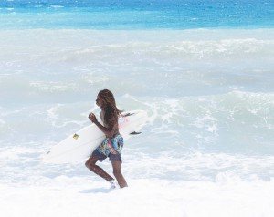 Surf Spot Jamaika