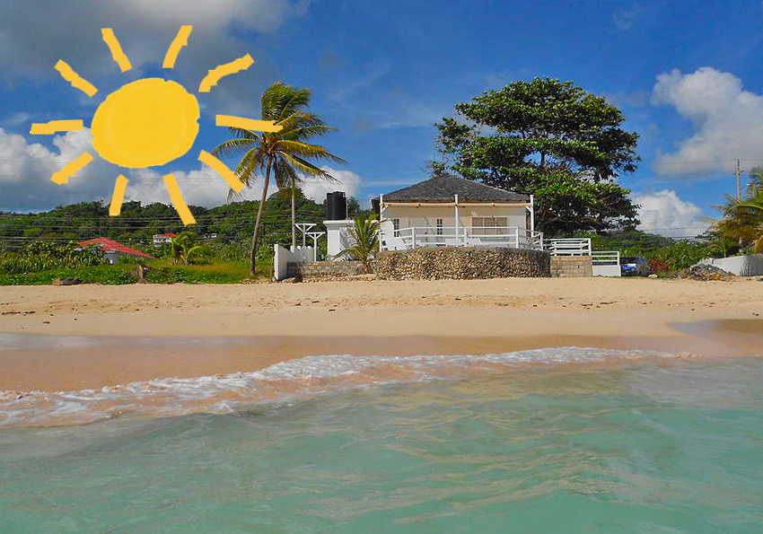 Ferienhaus Sunset Long Bay