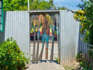 Eingang zum Culture Yard Kingston
