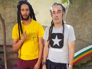 Julian Marley im Culture Yard Kingston