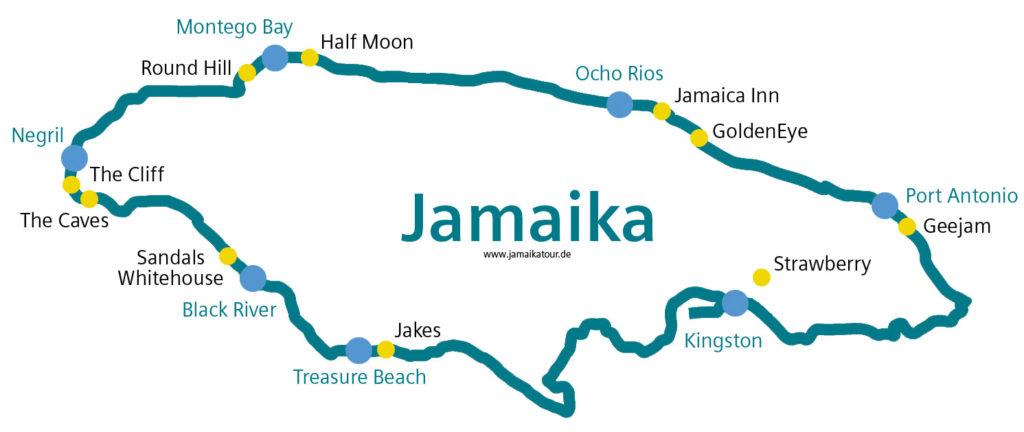 Jamaika-Luxusurlaub