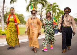Rundreise Bob Marley