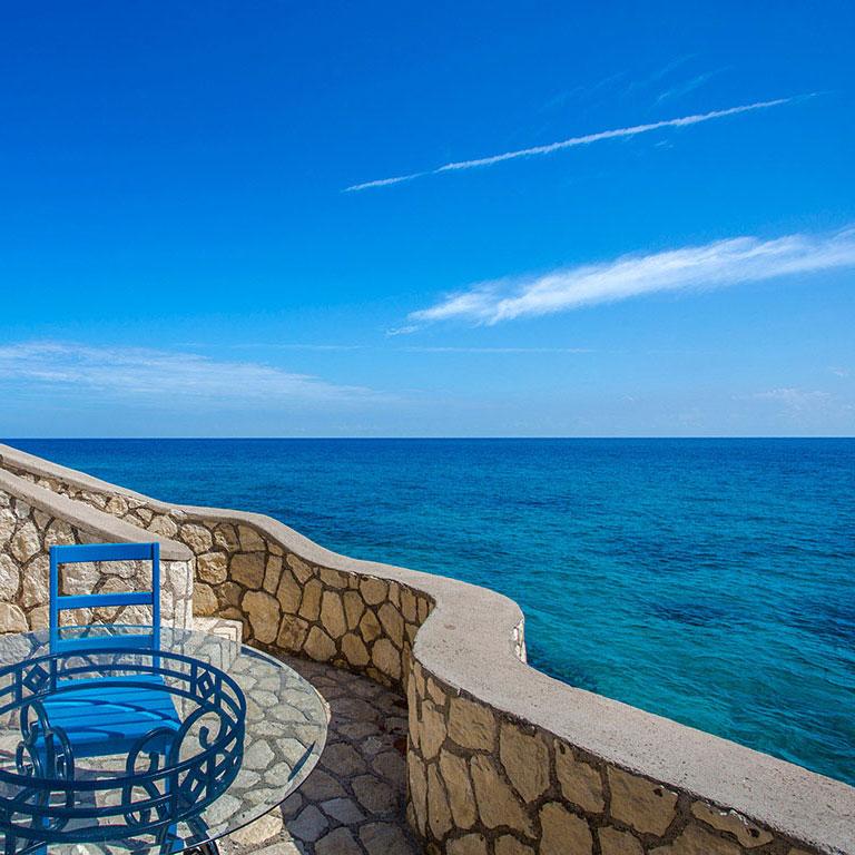 Jamaika Luxusurlaub The Cliff Hotel Negril
