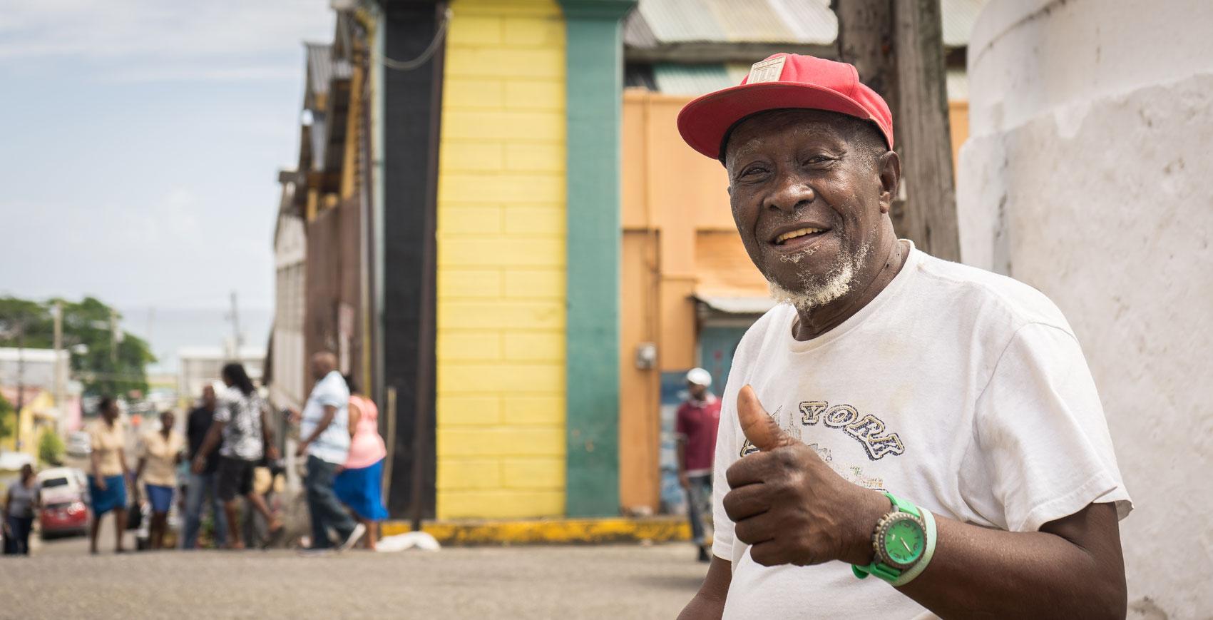 Sicherheit in Jamaika