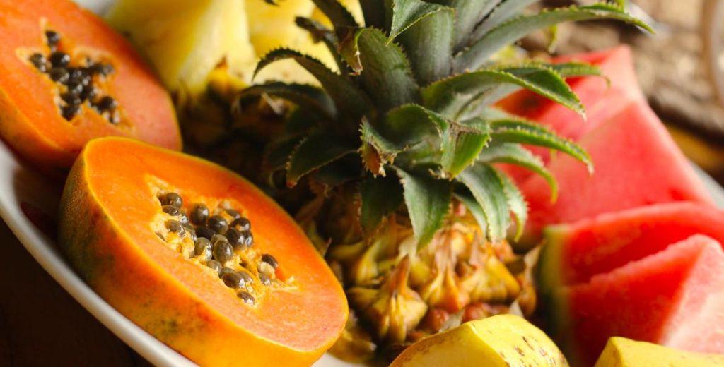 Jamaika Früchte