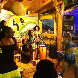 Reggae in Jamaika