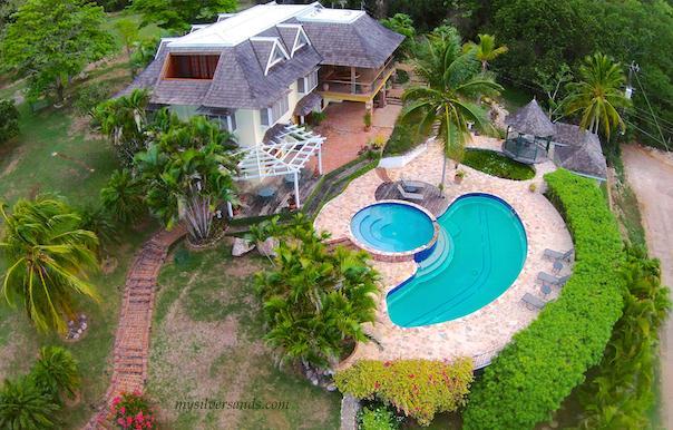 Rock Hill Villa in Silver Sands, Jamaika