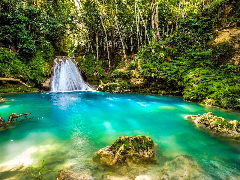 Jamaika Blue Lagoon