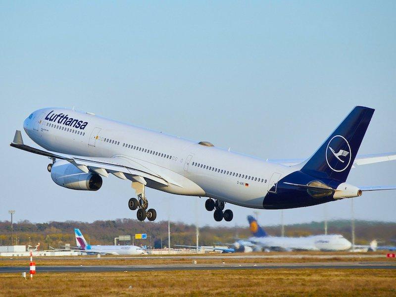 Nach Jamaika fliegen mit Lufthansa