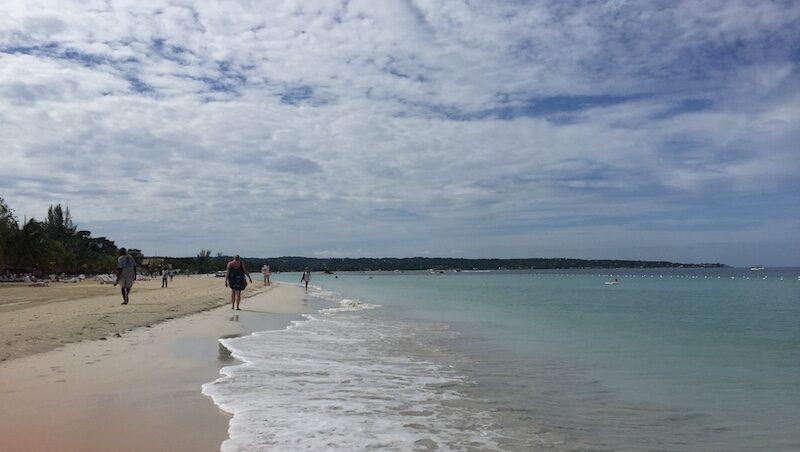 Beach Urlaub Jamaika