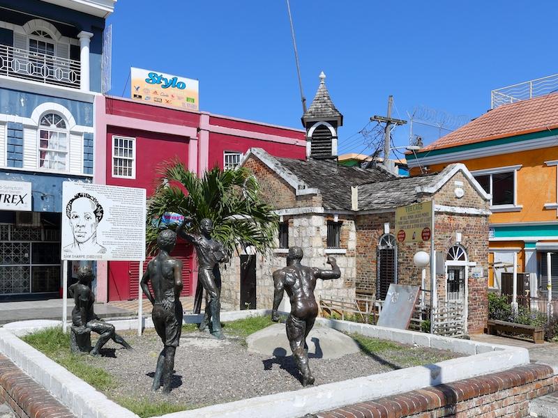Jamaika Geschichte Samuel Sharpe (1804 – 1832)