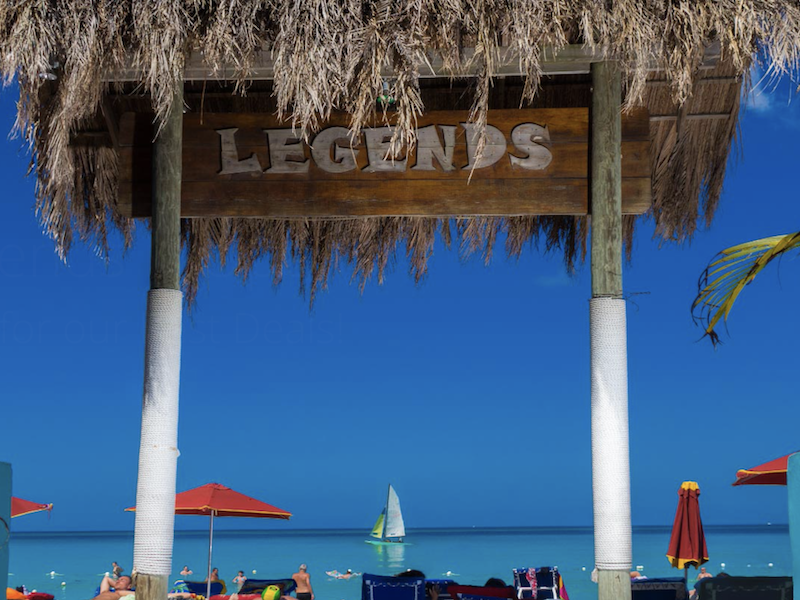Legends Jamaika in Negril