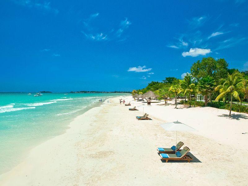 Beaches Jamaika