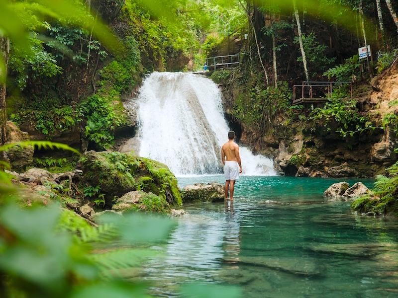 Jamaika gemütlich erwandern