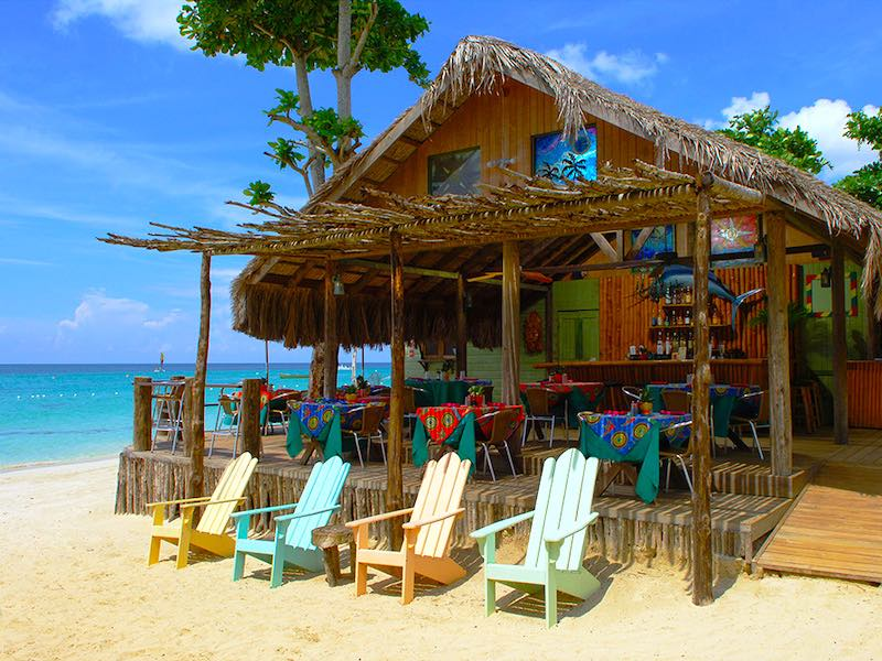 Jamaika Wandern Country