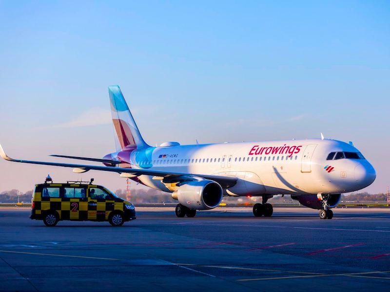 Mit Eurowings nach Jamaika fliegen