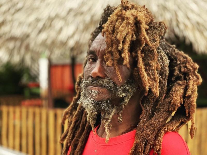 Jamaika Cool Runnings Mietwagen Rasta
