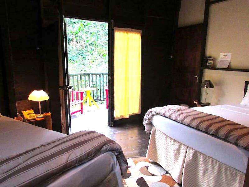 Das RafJam Guesthouse in Jamaika