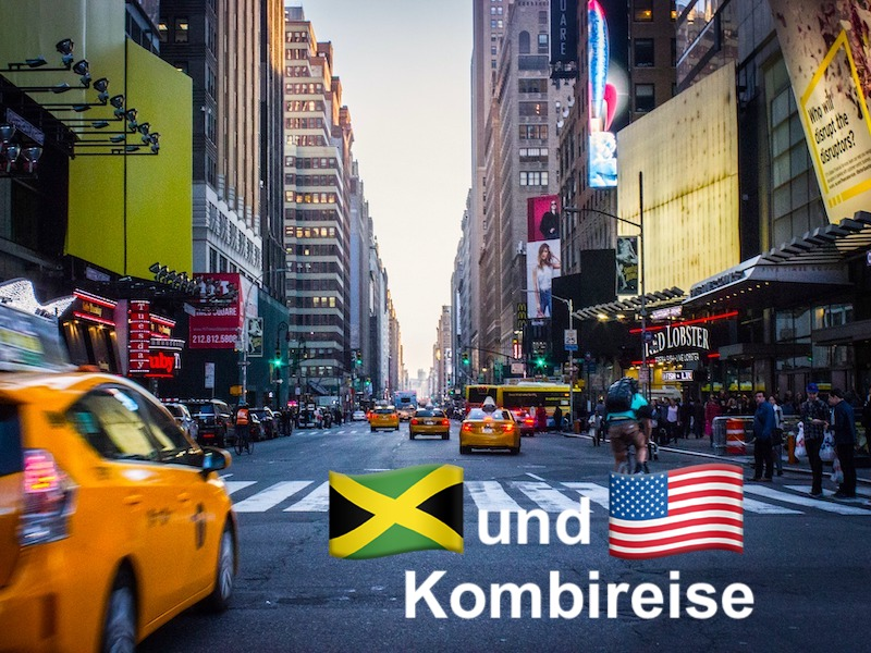 Jamaika USA Reise